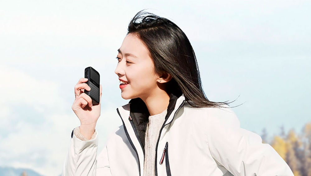 Gigabee Smart Walkie Talkie de Xiaomi