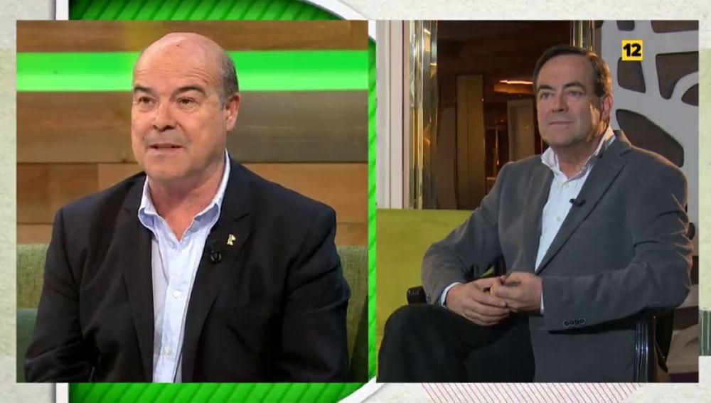 Antonio Resines y José Bono vistan este domingo Liarla Pardo
