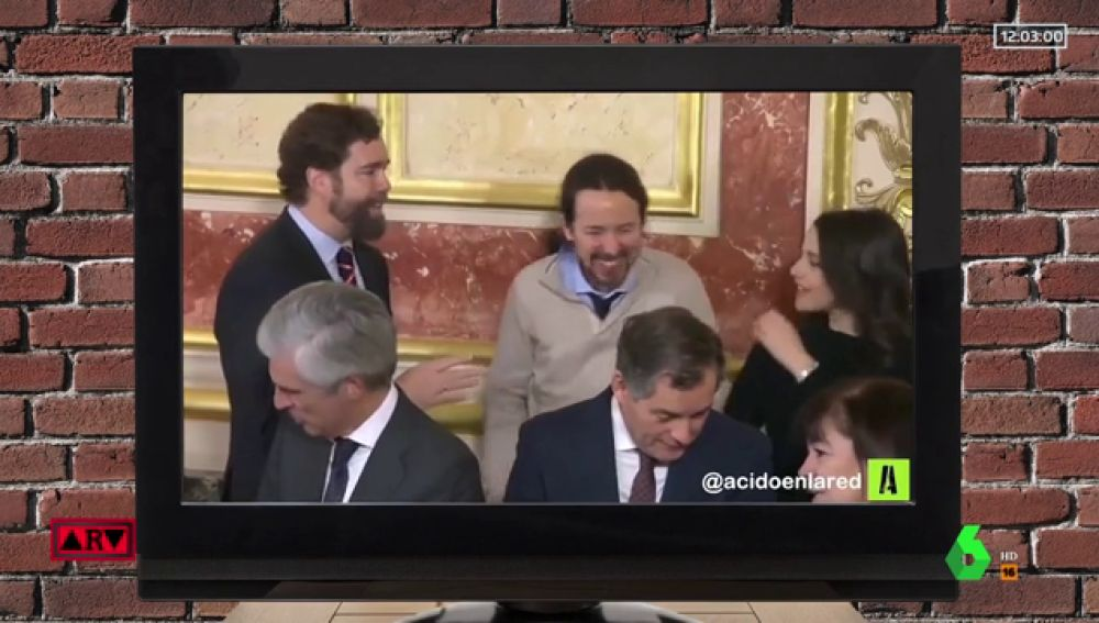 Informe Mongolia muestra por qué se reían Espinosa de los Monteros, Iglesias y Arrimadas