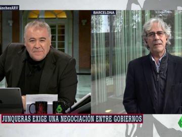 """Toni Bolaño (La Razón): """"A Esquerra le preocupa que Puigdemont utilice el acuerdo con el PSOE para montar el lío"""""""