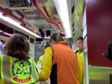 Herido grave por arma blanca un hombre de 44 años en el distrito madrileño de Ciudad Lineal