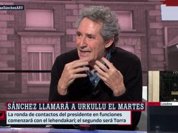 """Miguel Ríos: """"Vox va en contra del orden de la humanidad, niega los avances que se han logrado"""""""