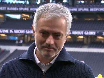Mourinho anuncia la muerte de su perra