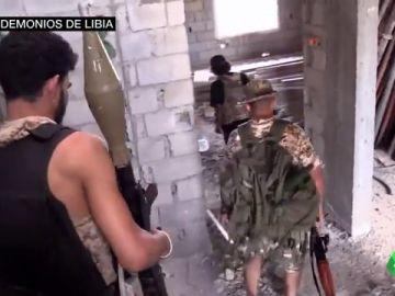 """Retrato de la guerra y otros demonios de Libia: """"Mi desayuno eran palizas, me pegaban durante dos horas"""""""