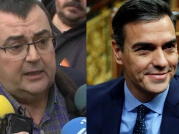 Mediavilla (PNV) y Sánchez (PSOE)
