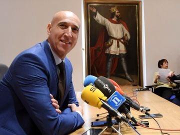Imagen de archivo del alcalde de León, José Antonio Díez