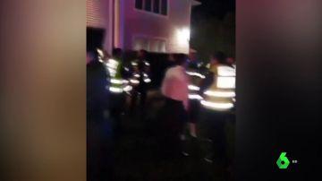 Un ataque con machete deja al menos cinco heridos en una sinagoga de Nueva York
