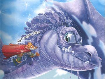 La isla de los Dragones - Gerónimo Stilton