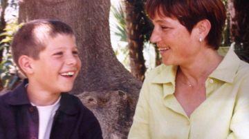 Sergi Roberto, con su madre