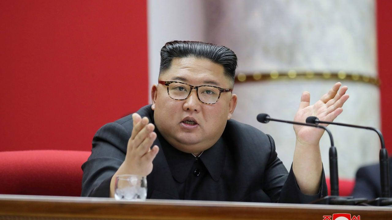 El líder de Corea del Norte, Kim Jong Un, en una imagen de archivo
