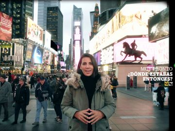 Ana Pastor, Dónde estabas entonces desde Nueva York