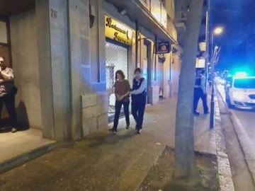 La mujer detenida en Girona por asesinar a su hija