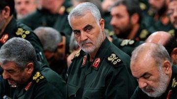 El general iraní Qasem Soleimani