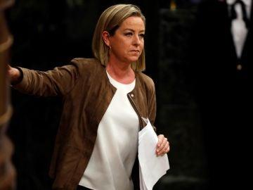 Ana Oramas, diputada de Coalición Canaria (CC)