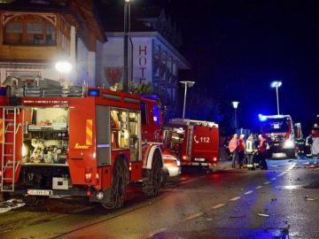 Seis turistas alemanes mueren en Italia atropellados por un conductor ebrio