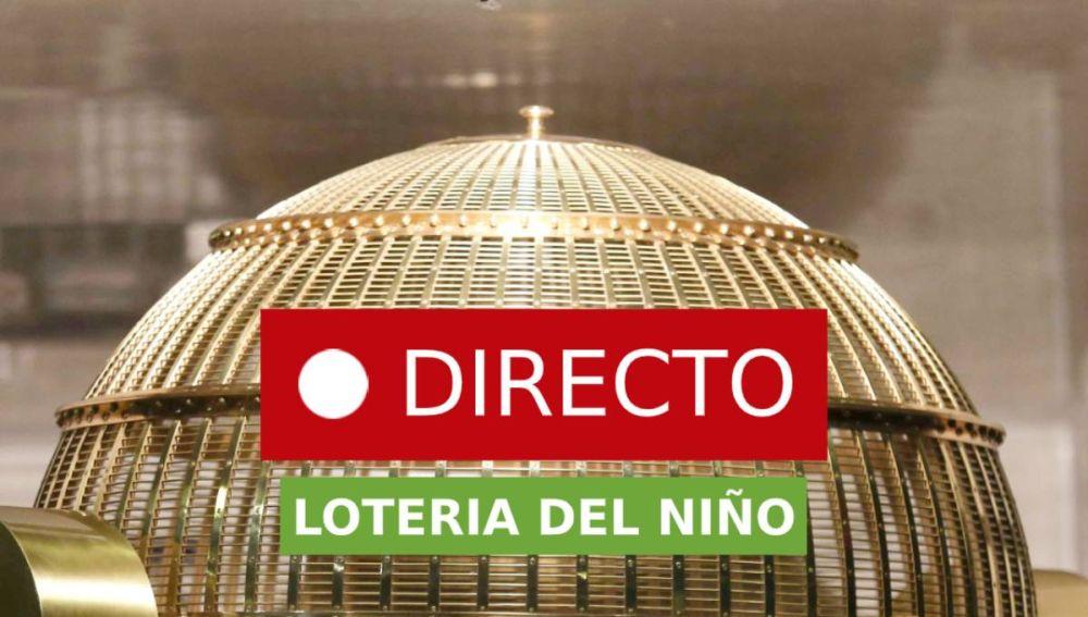 Lotería del Niño 2020 en directo   Lotómetro: Comprobar premios del sorteo de hoy
