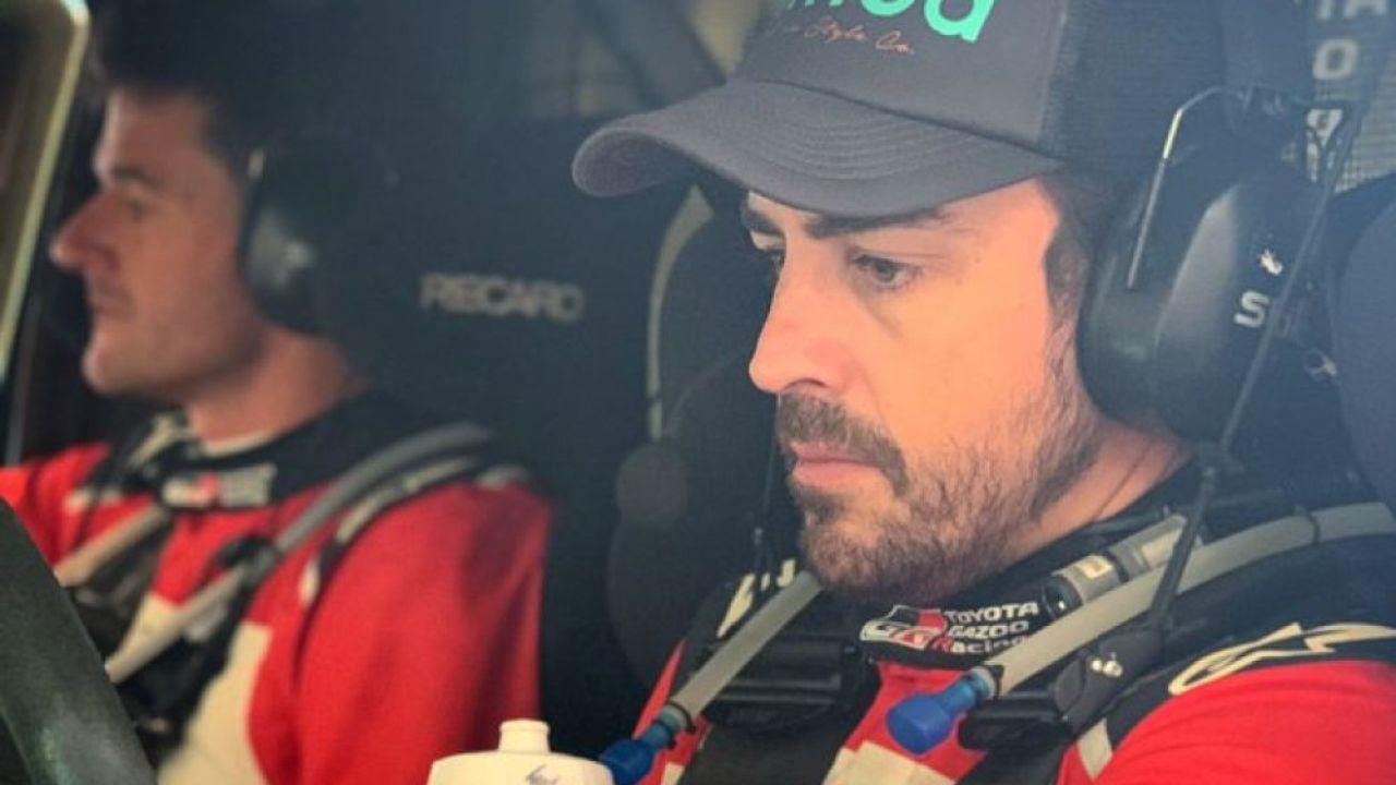 laSexta Deportes (05-01-20) Fernando Alonso debuta a 15 minutos del líder en el Dakar con un Carlos Sainz tercero en la etapa