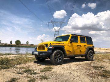 Jeep Wrangler Rubicon 5p