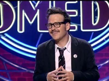 Joaquín Reyes, en el Club de la Comedia