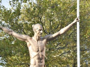 Estatua de Ibrahimovic