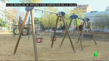 Impactante imagen de los Reyes 2020: ya no hay niños en los parques jugando