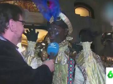 """""""A tu casa voy a ir, esta noche"""": el inquietante mensaje del Rey Baltasar a los niños malagueños"""