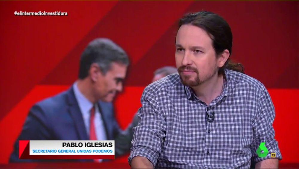 """Iglesias explica por qué rompió a llorar tras la investidura: """"Me emociono fácil y me gusta que sea así porque es parte de la condición humana"""""""