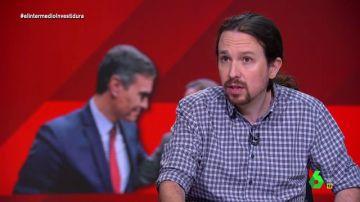 """Pablo Iglesias: """"Esta tiene que ser la legislatura del constitucionalismo, de convertir derechos sociales en realidades"""""""