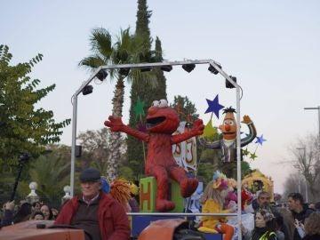 Cabalgata de los Reyes Magos en Utrera, Sevilla
