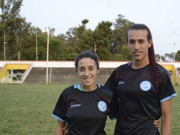 Primera jugadora transexual de la Primera divisón argentina