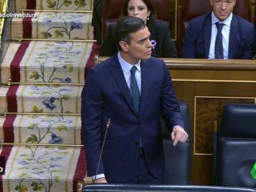 Vídeo manipulado - Pedro Sánchez, preocupado por la tos perruna de Alonso-Cuevillas, Álvarez de Toledo y Arrimadas
