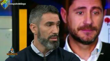 """Fernando Sanz, expresidente del Málaga, sale en defensa de Víctor Sánchez del Amo en 'El Chiringuito': """"Él es la víctima"""""""