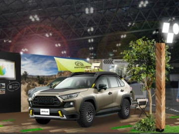 Toyota RAV 4 Gear Adventure