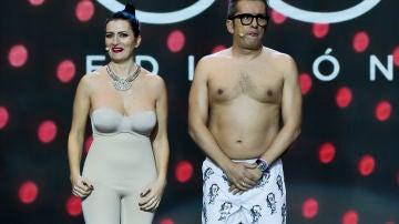 Premios Goya 2020   Andreu Buenafuente y Silvia Abril