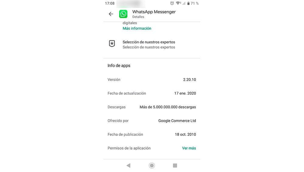 El récord de WhatsApp