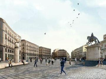 La Puerta del Sol, proyecto El Sol del Membrillo
