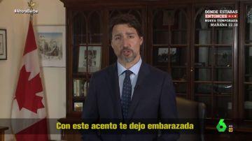 """Justin Trudeau 'reta' a Pedro Sánchez: """"Nunca tendrás esta barba canalla, como mucho pelusilla"""""""