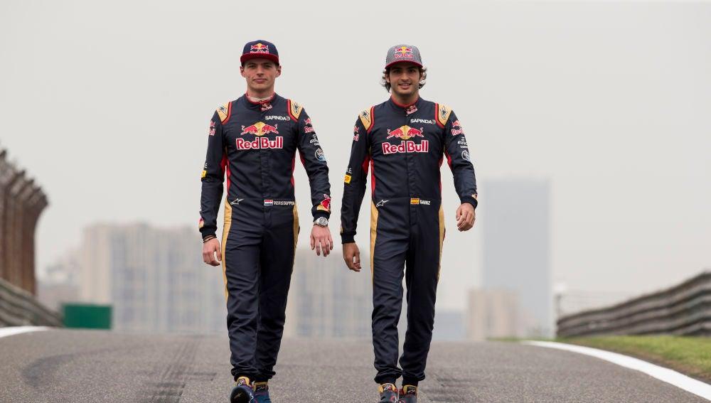 En Red Bull no se arrepiente de haber elegido a Verstappen frente a Sainz