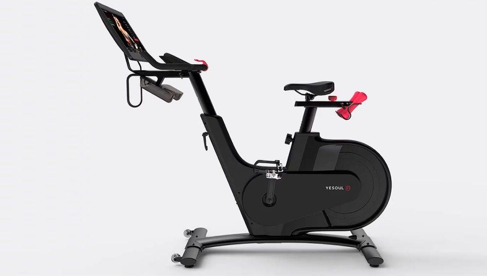 como ponerse en forma con bici estatica