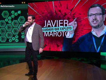 """El enfado de 'Javier cuidado que exploto Maroto' con Pedro Sánchez: """"Cuidadito que se ha quedado con tu cara"""""""