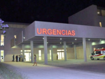 Área de Urgencias del Hospital del Vinalopó