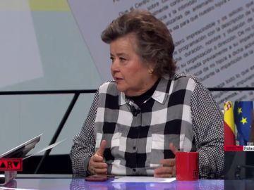 """Cristina Almeida, sobre el 'pin parental': """"Como te equivoques tres veces, se te queda bloqueado el niño"""""""