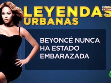 Beyoncé nunca ha estado embarazada y otras leyendas urbanas que desmontan en Zapeando