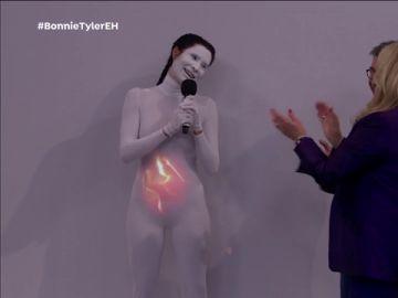 Pilar Rubio anuncia con este 'vídeo mapping' que está embarazada de su cuarto hijo