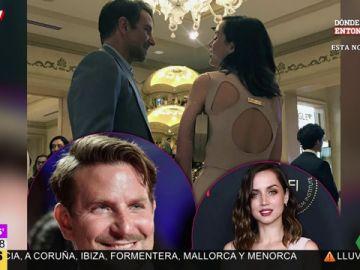 Ana de Armas y Bradley Cooper podrían ser la nueva pareja de Hollywood
