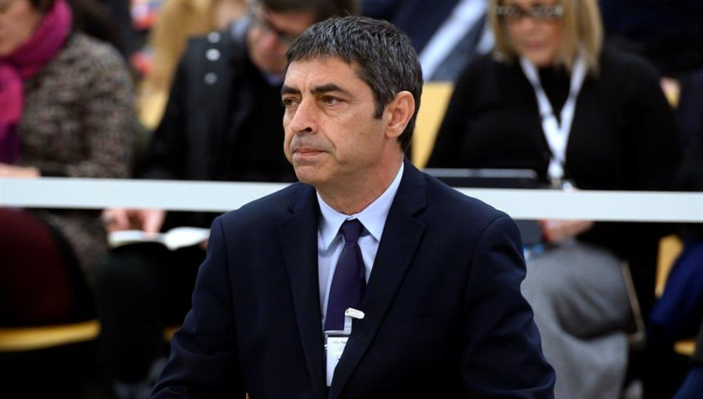 El ex mayor de los Mossos, Josep Lluís Trapero