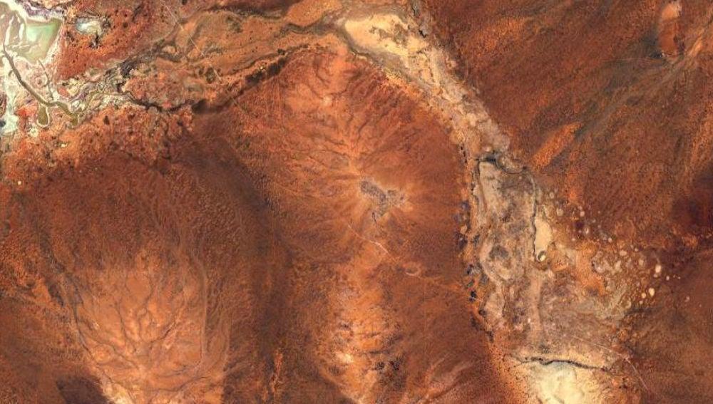 El impacto del primer asteroide cambio el clima de la Tierra