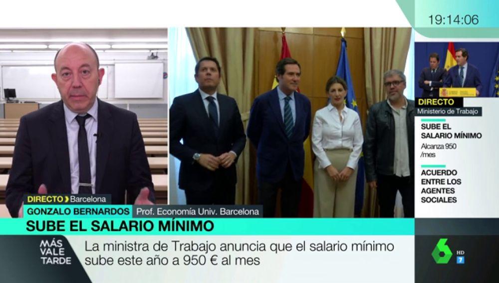 Gonzalo Bernardos: