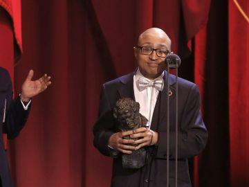 Goya 2020: Un discurso corto, un televisor