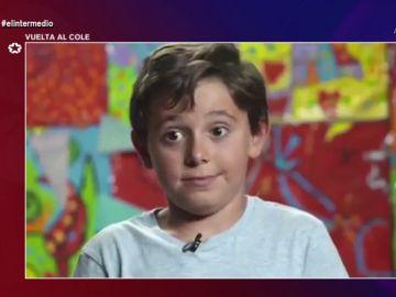 """Dani Mateo analiza el 'repaso' de un niño que tiene que enseñarle a Aguado de dónde vienen los bebés: """"Dieguito 1, Aguado 0"""""""